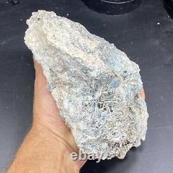 4lbs Pyrite Blue Kyanite Crystal Combo Pièce Graves Mt Georgia