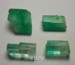 51.65 Carat #emerald Cristaux Belles Pièces De Minas #afghanistan