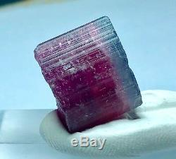 7,8 Grammes Pièce De Poche En Cristal De Tourmaline Couleur St Bi D'excellente Qualité