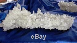 Arkansas Cristal De Quartz Cluster Beauitful Collector Piece @ Jimcolemancrystals