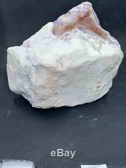 Bertrandite Tiffany Stone, Piece Display, 6.2 Lbs. Cristal (utah)