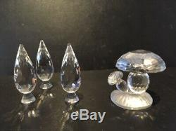 Collection De Figurines En Cristal Swarovski De 29 Pièces (lot) Avec 23 Boîtes Originales