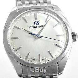 Collection Grand Seiko Elegance World Limited 500 Pièces Sbgx333 9f61-0ak0