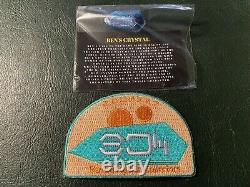 Crafted De Base Bens Kyber Crystal- 72 De 150 Galaxys Edge-free Patch