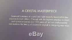Cristal Swarovski, Scs Lion, Lim-ed 1000 Pièces, Art No 5526677 No 81/1000