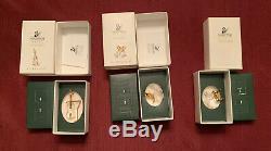 Cristal Swarovski Souvenirs Lot De 13 Pièces Avec Boîtes