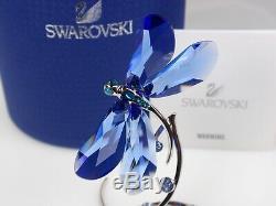 Dragonfly Swarovski Scs Event # Pièce 2014 Mib 5004731