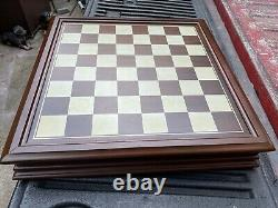 Fantasy Of The Crystal Chess Set Menthe De Danbury, 32 Pièces