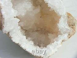 Grotte En Cristal Géode Naturel 4,5 KG Pièce Stupéfiante