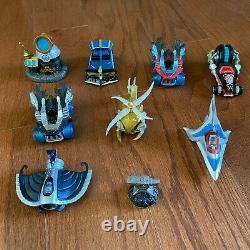 Huge Skylanders Lot Collection Figures Pièges Cristaux Portails 69 Pièces Wow