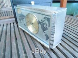 Junghans Astro-chron Électronique Première Horloge À Quartz 1966 Works Museum Piece N1645