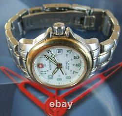 Lady Wenger Gold Tt Swiss Army Genuine Gst Field Collectiontrès Nice Solid Piec