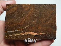 Lapidaire Hobby 276 Gram Naturel Eromanga Boulder Opal Rugueux Piece Spécimen