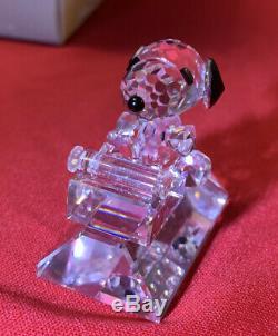 Le Monde Cristal Arachides Le Frappe Piece Snoopy Box Withcoa