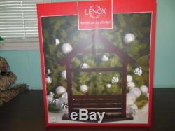 Lenox Nativité Renaissance Set 23 Pièces Camel Debout, Creche, Crystal Star