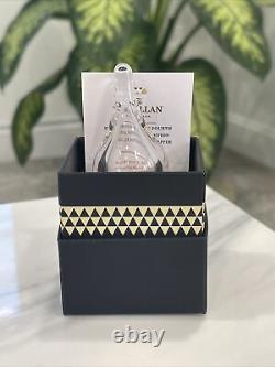 Macallan Crystal Rare Cask Bottle Stopper 2018 Whiskey Scotch Rare Piece