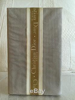 Nouveau Vintage Parfum Dior Miss Dior Parfum Cristal De Baccarat Amphora Museum Piece