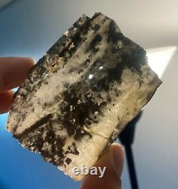 Or Ore Minerai D'or De Haute Qualité Ultra Fine Cut Quartz Display Specimen/art Piece