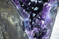Pièce Naturelle D'amethyst Geode Xl. Cbp0133