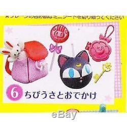 Quotidien Boîte 1 Boîte = 8 Morceaux De Cristal Sailor Moon Sailor F / S Avec Track