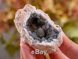 Rose Amethyst Geode Lot De 35 Pièces