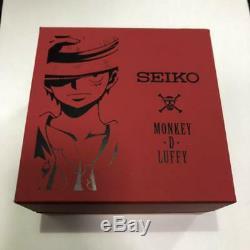Seiko One Piece 20e Anniversaire Montre (limited 5000) Premium Collection F / S