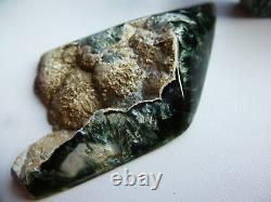 Seraphinite Angel 5 Pièces Cristal 240gr
