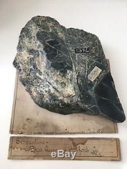 Serpentine Musée Pierre Naturelle Un Ex Piece (877gm)