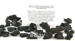Shungite Raw 1 Kilo 400-600 Pièces Protection Électromagnétique