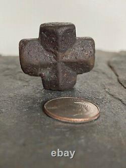 Staurolite & Grenat Healing Crystal -fairy Cross Specimen, Taos (1 Pièce), Rare