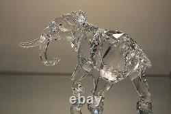 Swarovski 2006 The Elephant Limited Edition 10000 Pièces En Boîte À Menthe Mondiale