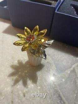 Swarovski Cristal Figurines Lot Déclassé Pièces Rares Et Belles