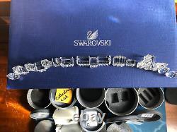 Swarovski Crystal City Ensemble Complet De 11 Pièces