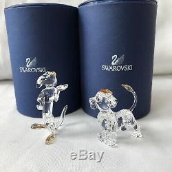 Swarovski Crystal Disney Roi Lion Six Pieces Set