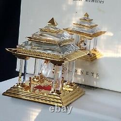 Swarovski Crystal Memories Voyages Temple Japonais En Boîte Piece Fantastique
