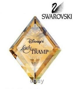 Swarovski Disney Lady Et Le Piège Ensemble Complet De 6 Pièces Avec DVD Nib