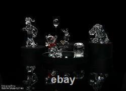 Swarovski Figurines Disney Winnie Le Pooh Set 6 Pièces