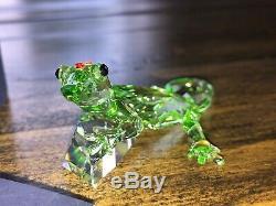 Swarovski Gecko Event Piece 2008 Figurine En Cristal # 905541