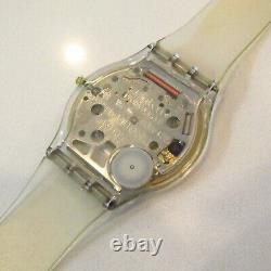 Swatch Watch Jelly Skin Skin 1997 Sfk100 Pièce Collector