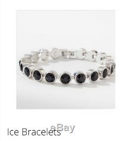 Touchstone Cristal Swarovski Par Bracelet Set 5 Pièces