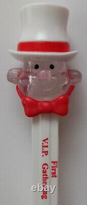 Vip Crystal Groom Loose Pez Gathering Vienna 2015 Limited Edition 300 Pièces