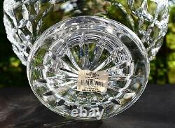 Waterford Crystal Master Cutter Aran Isles Collection Footed Center Piece 11 Ib