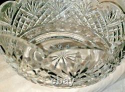 Waterford Crystal Master Cutter Collection Déclaration Pièce