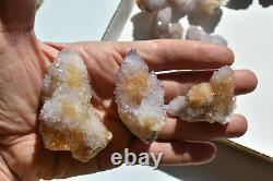 Wholesale Spirit Quartz Parcel From South Africa 28 Pièces 1,5 KG # 4305